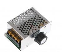 Семисторный диммер 4 кВт для регулировки напряжения  в корпусе 220 В