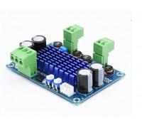Аудио усилитель XH-M572 на чипе TPA3116D2 мощность 2х120 W