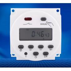 Програмируемое реле времени CN101A 220 В нагрузка до 16 А