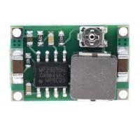 Mini 360 понижающий модуль LM2596 для авто
