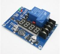 Модуль управления зарядом XH-M600 с индикатором 6-60 В