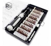 Отвертка TP-6100 с насадками 60 в 1 с усиленной ручкой