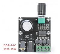 Аудио усилитель XH-A230 2х15 Вт