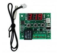 Терморегулятор XH-W1209 12V реле 20А чип Nuvaton N76У003AT20