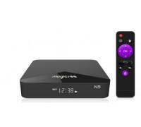 Smart TV N5 amlogic s905x Bluetooth 4.1 ,2-16 Gb