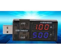 KWS-10VA USB тестер тока,напряжения