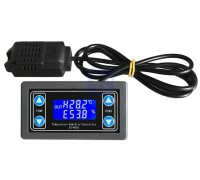 Контроллер XY-WTH1 температуры -20 до +60 и влажности 6-30 В