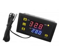 Терморегулятор W3230 220V темп -50 до 110