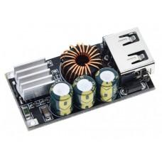 Модуль быстрой зарядки QC3.0 вход 5-32 В мощность 24 Вт