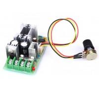 Шим регулятор PWM мощности постоянного тока 12-48 V ток 20 A