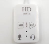 Звуковая карта HD USB 7.1