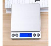 Весы кухонные I-2000 до 2 кг точность 0,1 г