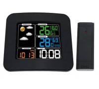 Метеостанция Excelvan TS-75 беспроводная цветная