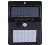 Cолнечный светильник 30 led с датчиком движения