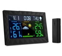 Метеостанция Excelvan TS-Y01 беспроводная цветная