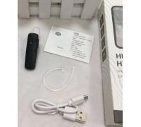 Bluetooth гарнитура M166 (поддержка Bluetooth 4.1)