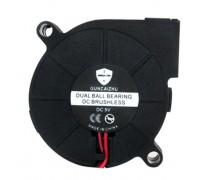 Центробежный вентилятор диаметр 50 мм толщина 15 мм питание 12 В