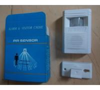 Датчик (сигнализатор) оповещения о входе посетителей