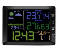Метеостанция Excelvan TS-8210 беспроводная цветная