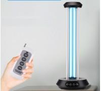 Облучатель бактерицидный безозоновый напольный с пультом 36 Вт