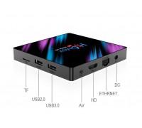 Smart TV H96 Max 4-64gb