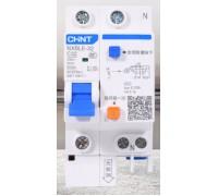 Дифференциальный автомат 25 А однофазный
