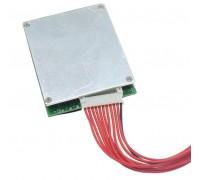 BMS контроллер 10S аккум 3,7 V Li-ion 36V 20A заряда/разряда