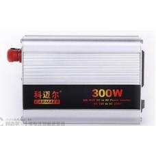 Инвертор 12V to 220V 300 W