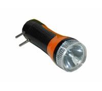 YJ-0929 1 led  аккумуляторный