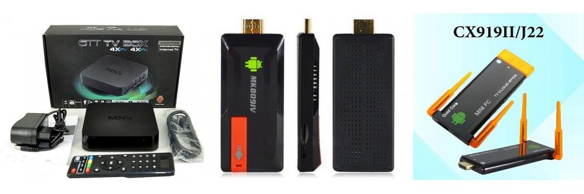 приставка Android Smart TV